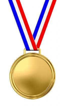 Silver clipart medal ribbon