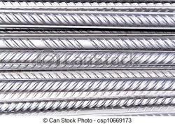 Steel clipart iron rod