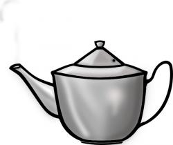 Metal clipart tea kettle