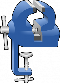 Metal clipart work tool
