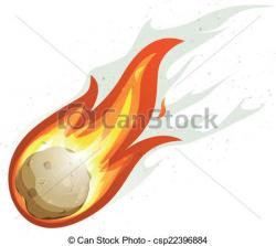 Comet clipart animated