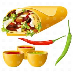 Kebab clipart mexican