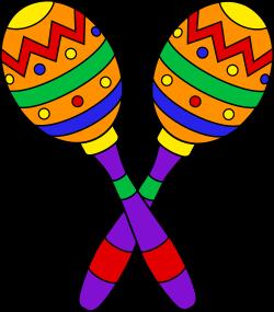 Instrument clipart maraca