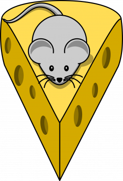 Drawn rodent cheese