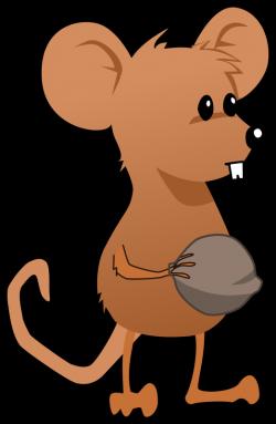 Mouse clipart vole