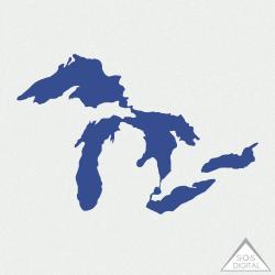 Michigan clipart Michigan Mitten