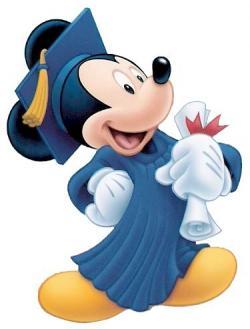 Graduation clipart pooh