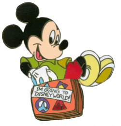 Mickey Mouse clipart disney world