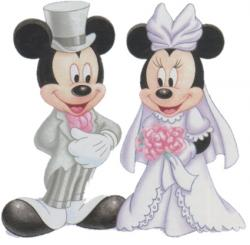 Mickey Mouse clipart groom