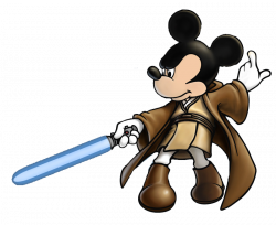 Luke Skywalker clipart jedi