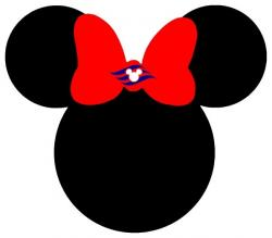 Disneyland clipart mickey mouse head