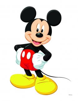Disneyland clipart mickey