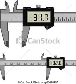 Micrometer clipart Micrometer Caliper