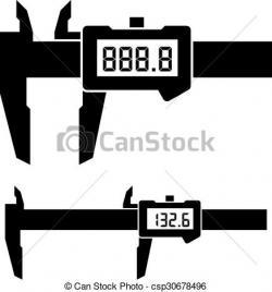 Micrometer clipart Micrometer Vector