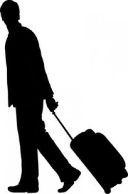 Airport clipart migration