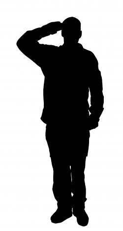 Unknown clipart man silhouette