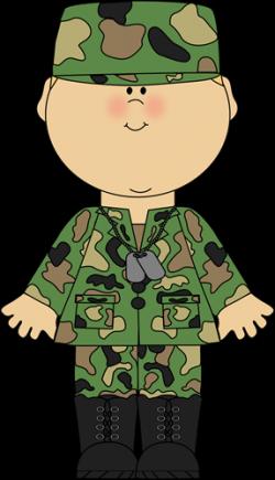 Uniform clipart army hat