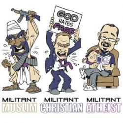 Militant clipart daddy me