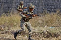Militant clipart indian soldier