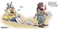 Militant clipart taliban