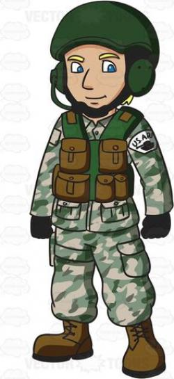 Soldiers clipart army man