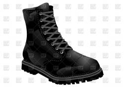 Military clipart army boots