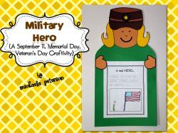 Military clipart everyday hero