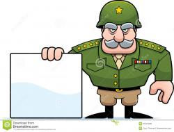 Cornol clipart army general