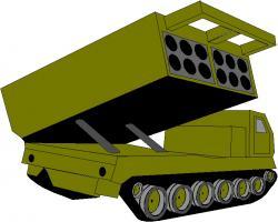 Missile clipart missile launcher