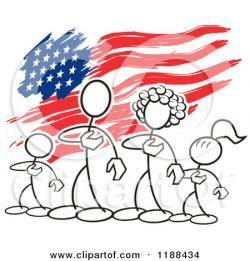 Military clipart patriotic