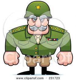 Soldier clipart army commander