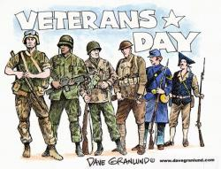 Uniform clipart veterans day