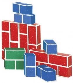 Milk Carton clipart brick