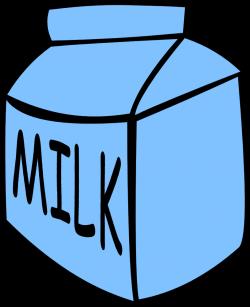 Milk Carton clipart small