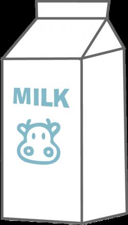 Milk Carton clipart quart milk