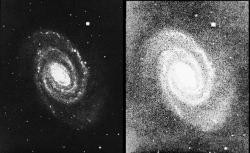Universe clipart black and white