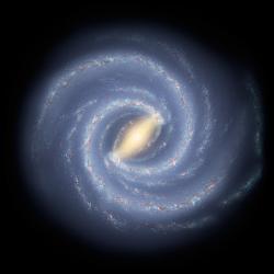 Galaxy clipart milky way