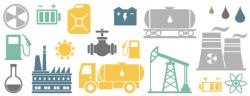 Mill clipart oil and gas industry