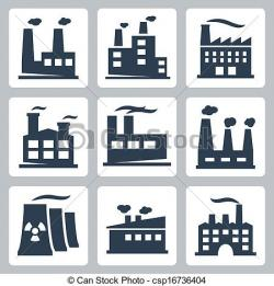 Mill clipart oil factory