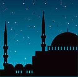 Minarets clipart istanbul