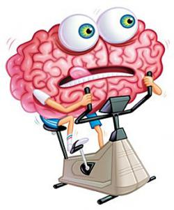 Mindteaser clipart brain exercise