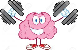 Brains clipart brain exercise