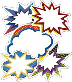 Laser clipart super powers