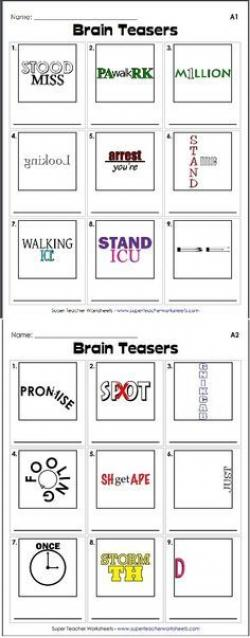 Mind Teaser clipart top student