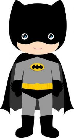 Miniature clipart batman