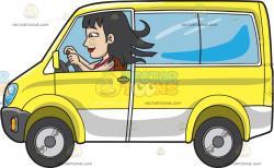 Vans clipart school van