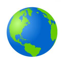 Mini clipart earth