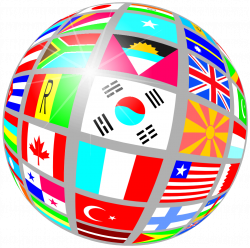 Geography clipart world news