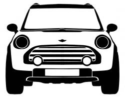 Mini clipart mini cooper