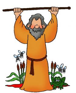 Prophecy clipart moses pharaoh